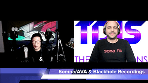 Somna on The DJ Sessions presents the Virtual Sessions 1/11/21
