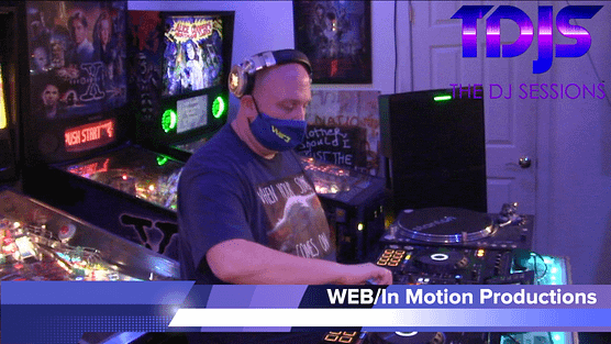 WEB on The DJ Sessions presents Attack the Block at the Waterland Arcade 1/05/21