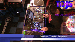"""D Miner The DJ Sessions presents """"Attack the Block"""" at the Waterland Arcade 12/22/20"""