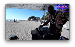 DJ Shonuph on The DJ Sessions presents the Safe Silent Disco Sessions in Seattle 8/01/20