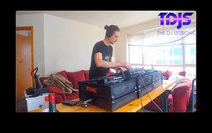 DA33L€ on The DJ Sessions Secret Sessions