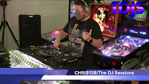 CHRIS138 Pt. 1 on The DJ Sessions presents Attack the Block at the Waterland Arcade 1/19/21