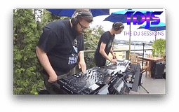 """Machine Logic on The DJ Sessions presents the """"Rooftop Sessions"""" at Eastlake Bar and Grill 8/17/19"""