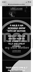 Wake up with JB and his Mom talks with Darran Bruce from The DJ Sessions