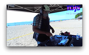 DJ Shonuph on The DJ Sessions Silent Disco