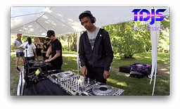 Royce at Parké Diem 2019 Silent Disco in Seattle presented by The DJ Sessions 6/29/19