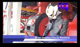 "Avian Invasion on The DJ Sessions presents ""Silent Disco Saturdays"" 11/28/20"