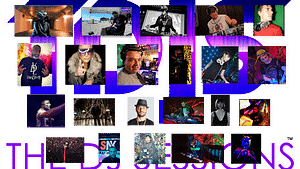 The DJ Sessions Residents Collage Nov 2020