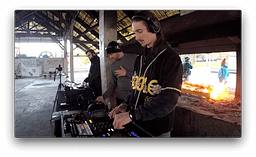 """DA33L€ on The DJ Sessions presents the """"Silent Disco"""" Sessions in Seattle 3/1/20"""