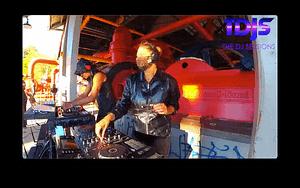 EVA on The DJ Sessions presents Silent Disco Sunday's 9/27/20
