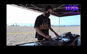 DA33L€ on The DJ Sessions Silent Disco