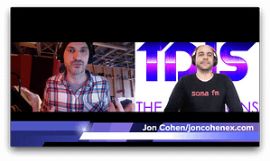 Jon Cohen on The DJ Sessions presents the Virtual Sessions 1/14/21
