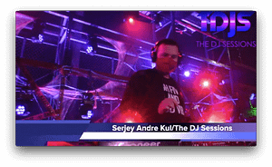 "Serjey Andre Kul on The DJ Sessions presents ""Freakstream"" 10/30/20"