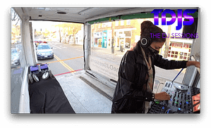 """EVA Pt. 1 on The DJ Sessions presents the """"Mobile Sessions"""" 11/21/20"""