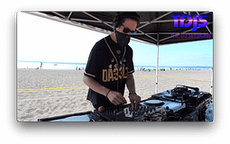 """DA33L€ Pt. 1 on The DJ Sessions presents the """"Silent Disco"""" Sessions in Seattle 9/05/20"""