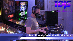 Matt Friendly on The DJ Sessions presents Attack the Block at the Waterland Arcade 1/05/21