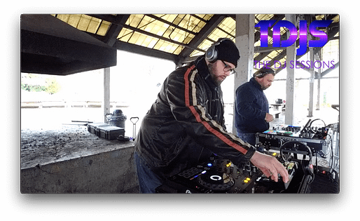 """Machine Logic on The DJ Sessions presents the """"Silent Disco"""" Sessions in Seattle 12/1/19"""