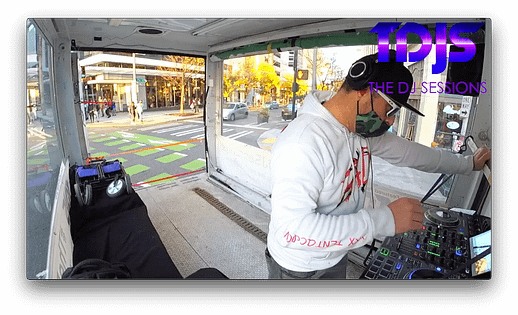 """D Miner on The DJ Sessions presents the """"Mobile Sessions"""" 11/21/20"""