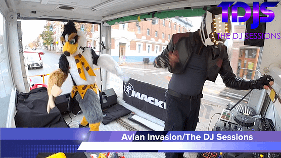 """Avian Invasion on The DJ Sessions presents the """"Mobile Sessions"""" 12/26/20"""