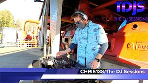 "CHRIS138 Pt. 1 on The DJ Sessions presents ""Silent Disco Saturdays"" 12/05/20"