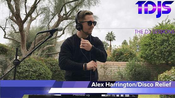 """Alex Harrington """"Exclusive Mix"""" on The DJ Sessions presents the """"Virtual Sessions"""" 12/04/20"""