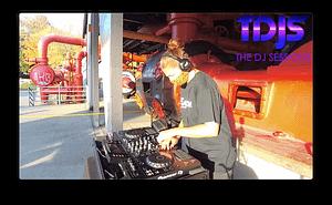EVA on The DJ Sessions presents Silent Disco Saturdays 10/31/20