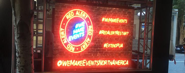 #WeMakeEvents #RedAlertRestart Seattle The DJ Sessions i Alternative Media