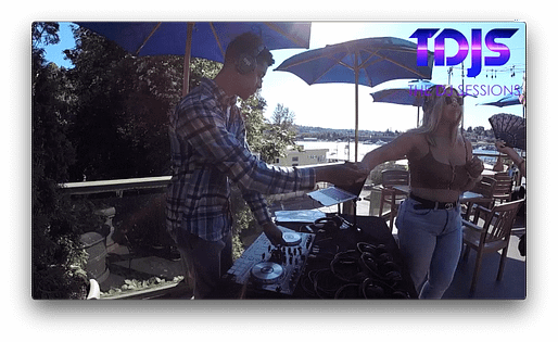 """Royce part 2 on The DJ Sessions presents the """"Rooftop Sessions"""" at Eastlake Bar and Grill 7/20/19"""