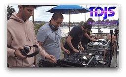 """Abraham and Ernesto pt. 2on The DJ Sessions presents the """"Rooftop Sessions"""" at Eastlake Bar and Grill 9/21/19"""