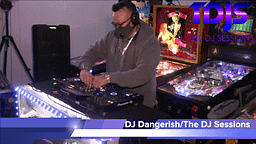 DJ Dangerish Pt. 1 on The DJ Sessions presents the Attack the Block at the Waterland Arcade 1/19/21
