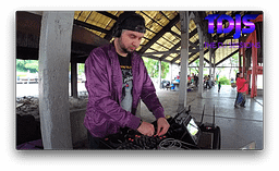 """Ganin on The DJ Sessions """"Silent Disco Sunday's"""" at Gas Works Park in Seattle, WA 6/23/19"""