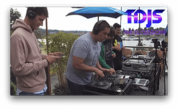"""Abraham and Ernesto pt. 1on The DJ Sessions presents the """"Rooftop Sessions"""" at Eastlake Bar and Grill 9/21/19"""