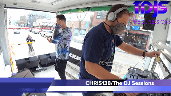 CHRIS138 on The DJ Sessions presents the Mobile Sessions 1/17/21