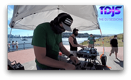 Gnomer on The DJ Sessions presents the Safe Silent Disco Sessions in Seattle 7/19/20