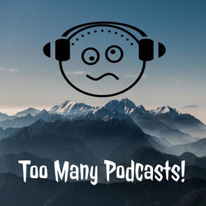"""Yo, DJ, play that Podcast! Darran Bruce of """"The DJ Sessions"""" is in the Mix! on """"Too Many Podcasts"""""""