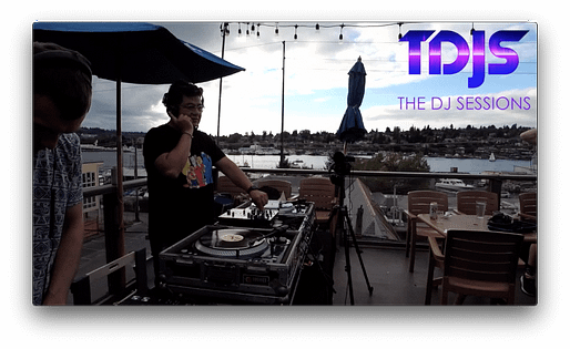 """Moss pt. 3on The DJ Sessions presents the """"Rooftop Sessions"""" at Eastlake Bar and Grill 9/21/19"""