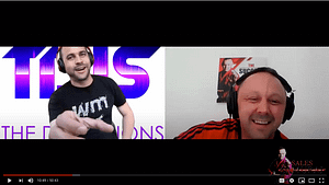 """John Molyneux from """"The Success Breeds Success"""" show interviews Darran Bruce from """"The DJ Sessions"""""""