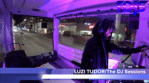 "LUZI TUDOR Pt. 2 on The DJ Sessions presents the ""Mobile Sessions"" 12/09/20"