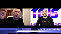 David Morales on The DJ Sessions presents the Virtual Sessions 1/13/21