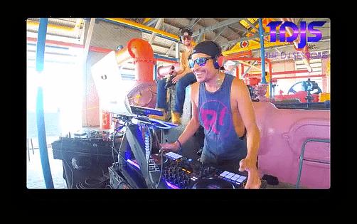 DJ Transcend Pt. 3 on The DJ Sessions presents Silent Disco Sunday's 9/20/20