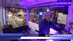 "DJ Kazan on The DJ Sessions presents the ""Mobile Sessions"" 12/09/20"
