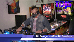 "DJ Dangerish on The DJ Sessions presents ""Attack the Block"" at the Waterland Arcade 12/29/20"