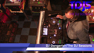 DJ Dangerish on The DJ Sessions presents the Attack the Block at the Waterland Arcade 1/12/21
