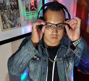 DJ Dangerish (Eric McNees) on The DJ Sessions