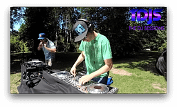 Excalibur at Parké Diem 2019 Silent Disco in Seattle presented by The DJ Sessions 6/29/19