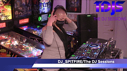 """DJ_SPITFIRE The DJ Sessions presents """"Attack the Block"""" at the Waterland Arcade 12/22/20"""