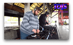 """Machine_Logic on The DJ Sessions """"Silent Disco Saturday's"""" at Gas Works Park in Seattle, WA 5/25/19"""