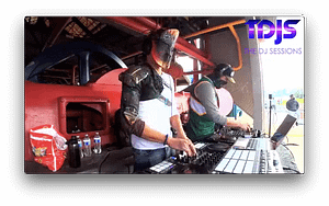 DJ Transcend Pt. 2 on The DJ Sessions presents Silent Disco Sunday's 9/26/20