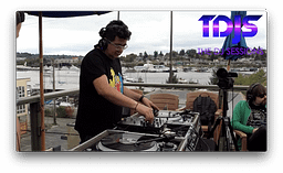 """Moss pt. 1on The DJ Sessions presents the """"Rooftop Sessions"""" at Eastlake Bar and Grill 9/21/19"""