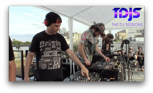 """Excalibur on The DJ Sessions presents the """"Rooftop Sessions"""" in Seattle 7/04/19"""